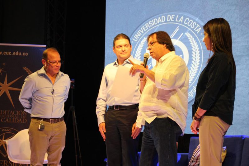 Cesar Lorduy, egresado del año en la Universidad de la Costa 6