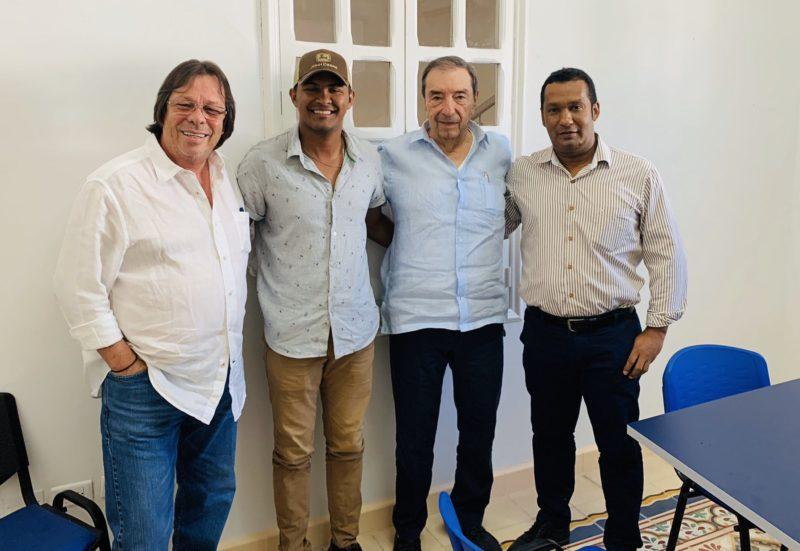 Cesar Lorduy, el nuevo coordinador del Atlántico por Cambio Radical 10