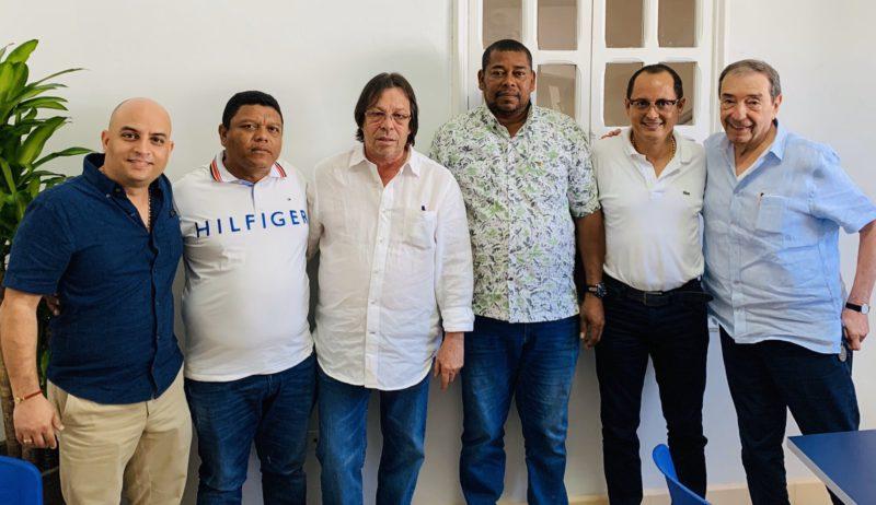 Cesar Lorduy, el nuevo coordinador del Atlántico por Cambio Radical 9