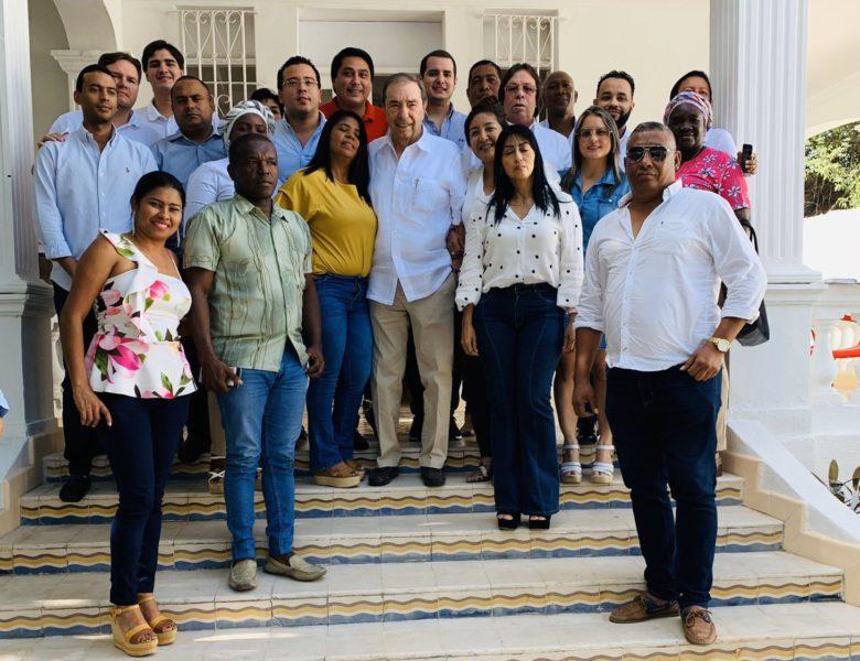 Cesar Lorduy, el nuevo coordinador del Atlántico por Cambio Radical 24