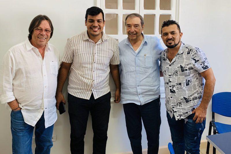 Cesar Lorduy, el nuevo coordinador del Atlántico por Cambio Radical 12
