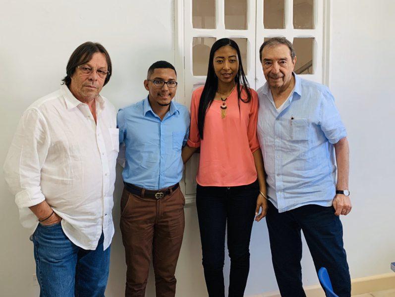 Cesar Lorduy, el nuevo coordinador del Atlántico por Cambio Radical 14
