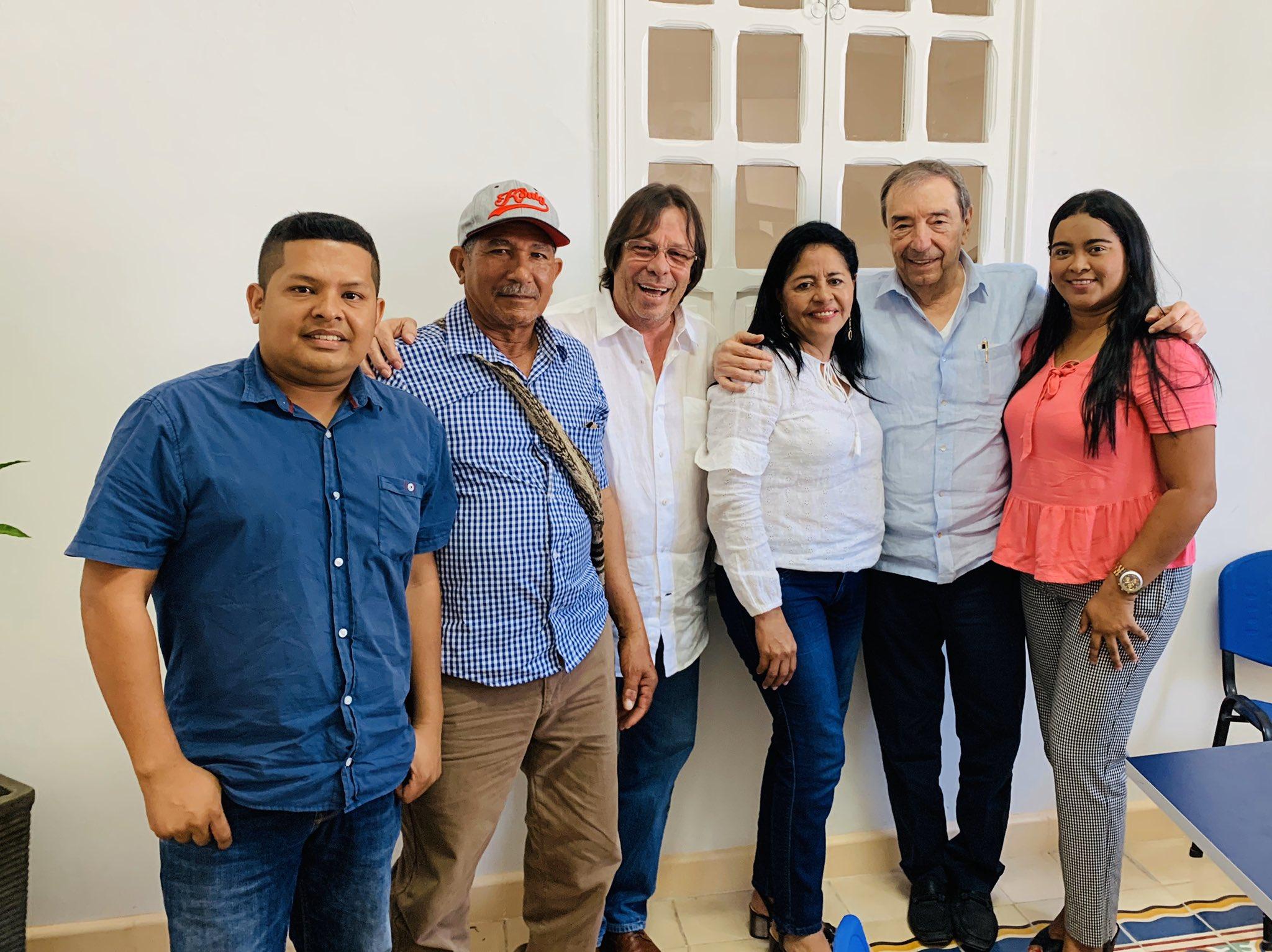 Cesar Lorduy, el nuevo coordinador del Atlántico por Cambio Radical 15