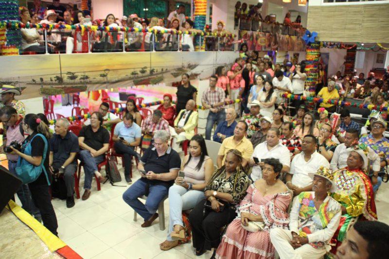 Cesar Lorduy reconocido por salvaguardar el Carnaval 3
