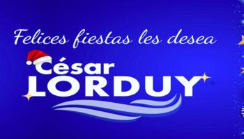 Felices fiestas a todos el Caribe, Atlántico y Barranquilla: Lorduy 35