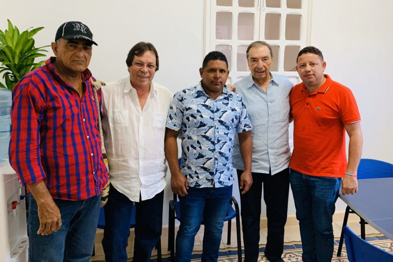 Cesar Lorduy, el nuevo coordinador del Atlántico por Cambio Radical 19