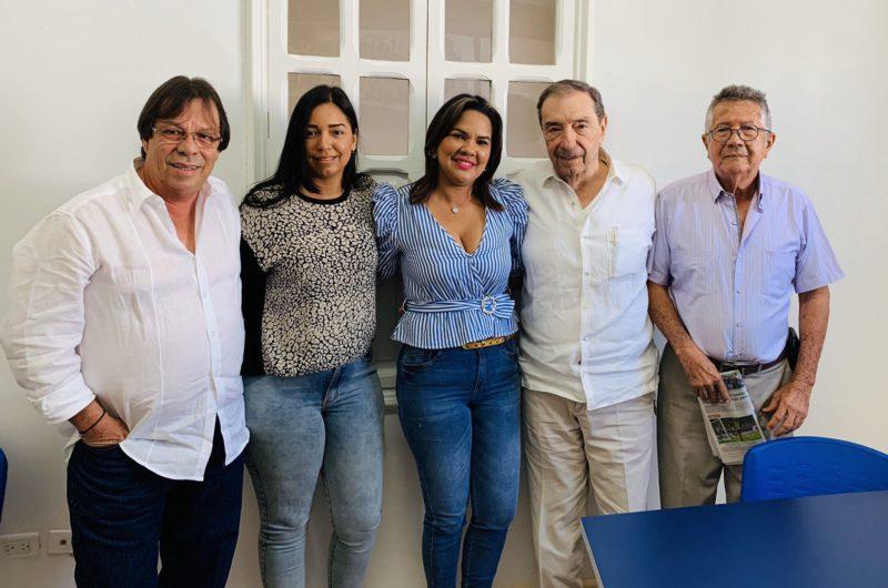 Cesar Lorduy, el nuevo coordinador del Atlántico por Cambio Radical 20