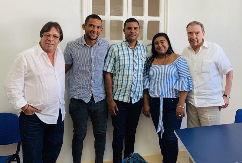 Cesar Lorduy, el nuevo coordinador del Atlántico por Cambio Radical 21