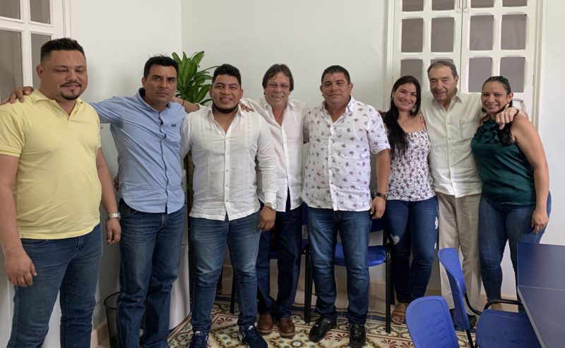 Cesar Lorduy, el nuevo coordinador del Atlántico por Cambio Radical 22