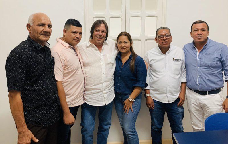 Cesar Lorduy, el nuevo coordinador del Atlántico por Cambio Radical 17