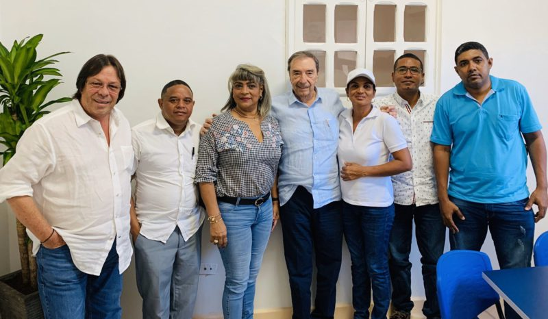 Cesar Lorduy, el nuevo coordinador del Atlántico por Cambio Radical 18