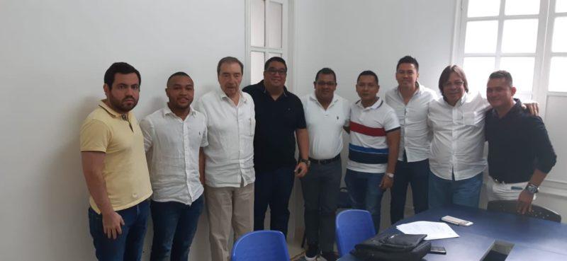 Cesar Lorduy, el nuevo coordinador del Atlántico por Cambio Radical 6