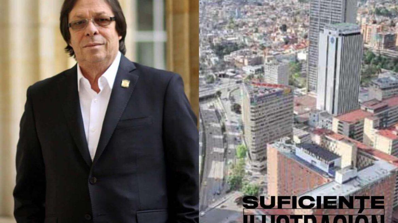 [Suficiente Ilustración] Si no fuese Bogotá, ¿a qué ciudad trasladaría la capital de Colombia? 1