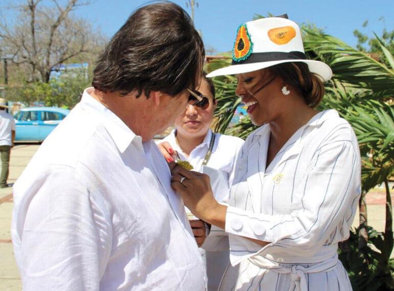 Evento Puerto Colombia Pacto por el Turismo del Atlántico