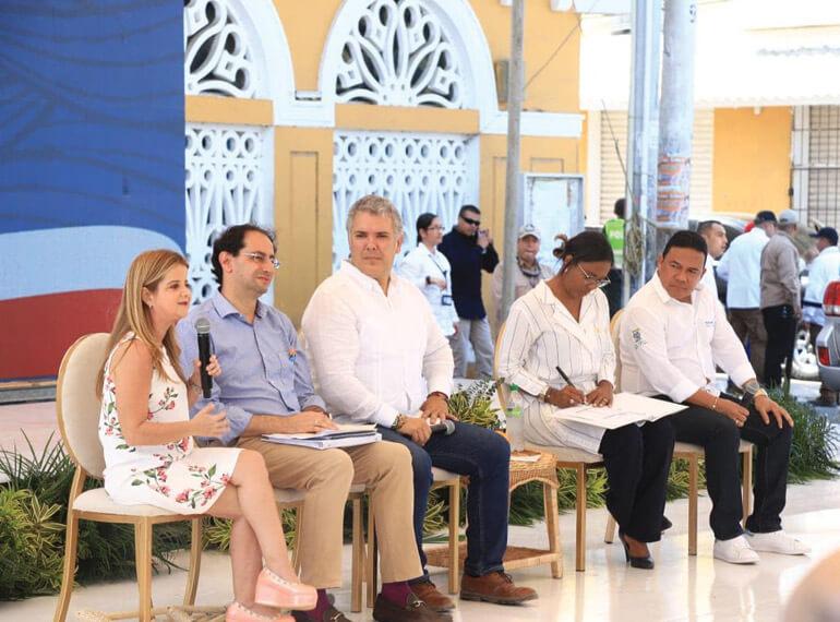 Cesar Lorduy Evento Puerto Colombia Pacto Turístico Atlántico