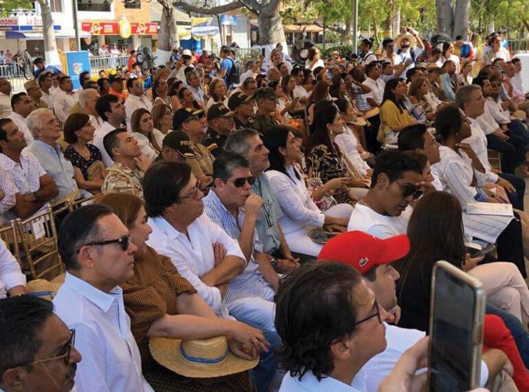Cesar Lorduy Evento Puerto Colombia Pacto Turístico