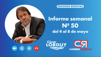 Cesar Lorduy informe 50