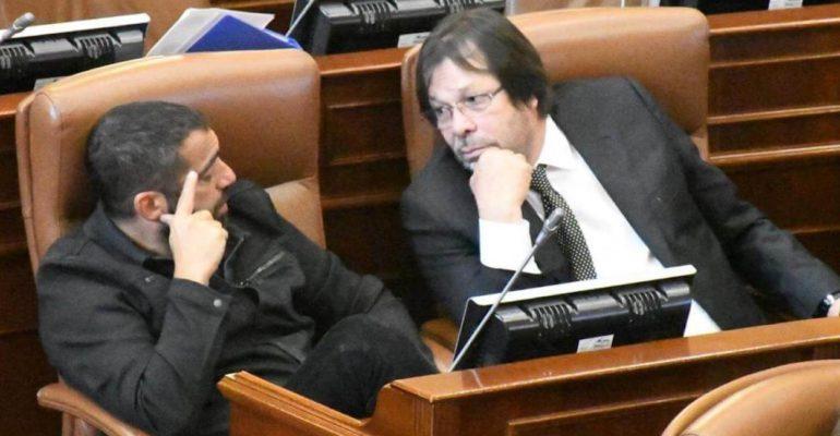Arturo Char y Cesar Lorduy