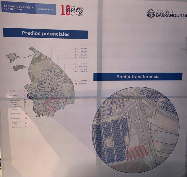 Barranquilla, la ciudad pionera en Colombia en la cesión de predios a título gratuito 1