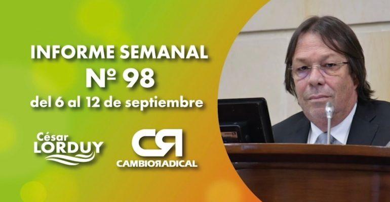 Cesar Lorduy informe 98