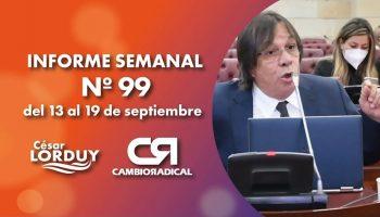 Cesar Lorduy informe 99